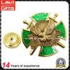 Nuovo Pin su ordinazione del risvolto del distintivo dell'aquila di disegno/del metallo marchio spada/della bandierina