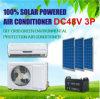 с приведенного в действие солнечного DC 48V 100% кондиционера решетки солнечное