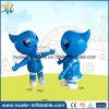 Kundenspezifisches aufblasbares Modell, aufblasbare nette Karikatur für Verkauf