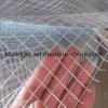 Покрынная PVC сваренная ячеистая сеть утюга