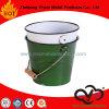 Balde de agua de esmalte de qualidade Sunboat e balde de água