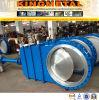 316/304 Klep van de Poort van het Mes van het Type PTFE van Water CF8m/CF8