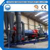 Secador de cilindro giratório do índice de água de 13%