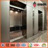 Bekleding van het Aluminium van de Binnenhuisarchitectuur van Ideabond de Zilveren 3mm (VE-32F)