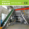Film di materia plastica residuo del PE pp di agricoltura che lava riciclando macchina