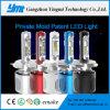 Linterna brillante estupenda de Ymt 20W H4 LED para la luz larga