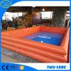 Zwembad van het Water van pvc het Opblaasbare (TIK)