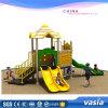 Спортивная площадка Vs2-3079A коммерчески детей детсада пластичных напольная