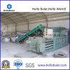 Plastic het In balen verpakken van de Hoge Capaciteit van Hellobaler Machine met Transportband