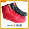 Chaussures unisexes d'espadrilles de mode élevée de cou (RW50558I)