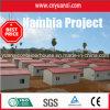 Nambia Relief Project를 위한 Prefabricated Modular Home
