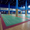 Constructeur de PVC d'Indoor Sports Flooring pour Badminton Court