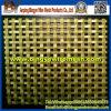 Rete metallica decorativa dell'acciaio inossidabile per gli schermi di obbligazione