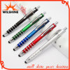 Пластичное Square Shape Barrel Stylus Pen для Promotion Gift (IP014)