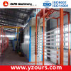 Chain ambientale Conveyor Powder Coating Line per Aluminum Profile