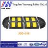 Topetón de velocidad portable del caucho o del plástico del topetón de velocidad del metal o del acero