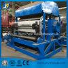 Machine de plateau d'oeufs de pulpe de papier de rebut de la série Sf-6X4