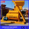 Uno mismo del fabricante Js750 de China que carga el mezclador concreto