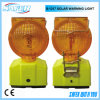 4PCS LED Bulb Solar Warning Light voor Sale