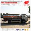 5083 de Legering van het aluminium tankt Tankwagen met OnderzeeKlep bij