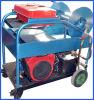 motor de alta presión de la patrulla de la máquina de la limpieza del dren de la alcantarilla 24HP