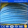 Blauer Deckel-Hochdruckunterlegscheibe-Gummi-Schlauch