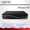 Televisão satélite Receiver de HD 8psk+Turbo + WiFi Epg para Ámérica do Sul