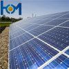 Bas verre de fer d'antiréflexion pour le panneau solaire