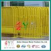 Загородка временно безопасности случая конструкции загородки казначейства временно для детей