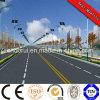 ポーランド人が付いている太陽街灯3年の保証IP66 60W LEDの完了しなさい