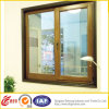 나무로 되는 Color UPVC/PVC Profile Window 또는 Sliding/Plastic Window