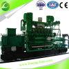 Potência verde 875 kVA Nature Gas Turbine Power Plant Generator Set