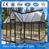 Serra del giardino di alluminio/serra di vetro