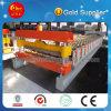 PLC de Automatische Machines van uitstekende kwaliteit van het Dakwerk van het Metaal