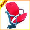 BLM-4352 550 mm Silla plegable de plástico HDPE asientos plegados Reposabrazos Silla