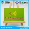 De Blokkerende Kaart van het Schild RFID van het aftasten