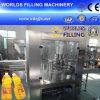2 automáticos en 1 máquina de rellenar rotatoria del aceite de cocina de la botella
