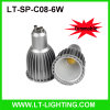 Dimmable 6W COB LED Spot Lamp (LT-SP-C08-6W)
