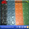 摩耗Resistance Round Stud Rubber MatかFlooring Rubber Mat