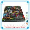 Impresión barata del cuaderno del Hardcover del niño de la cubierta del libro encuadernado del cuaderno del precio