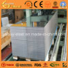 304 specchio Finish Stainless Steel Sheet con il PVC Films