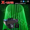 laser Rain Stage Light Controller de 50MW Green