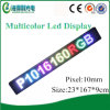High Brightness Indoor Full Color P10 LED Display Panel (P1016160RGB)