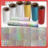 Pellicola di laminazione termica olografica della foto cinese BOPP, pellicola asciutta