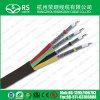 Câble composé du câble 17vatc coaxial de liaison de TVHD quatre pour la TV satellite