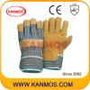 Свинья Сплит кожа Промышленная безопасность Рабочие перчатки (21002)