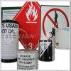 Печатание ярлыка высокого качества изготовленный на заказ (KG-LA016)