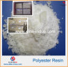 Resina saturada híbrido del poliester de la capa del polvo ((PAS-9505)