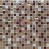 mosaïque en verre de décoration de mur de 15*15*4mm (CFC297)