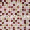 Mattonelle di mosaico di vetro per materiale da costruzione decorativo (MC582)